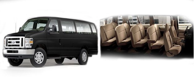 West Orange Limousine Van